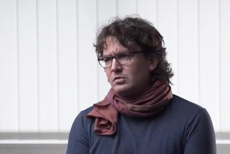 Diakonie-Geschäftsführer Patrick Ehmann